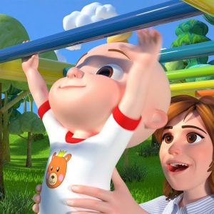 'Yes Yes Playground Song' ☀️ CoComelon Nursery Rhyme Song for Kids | Netflix Jr