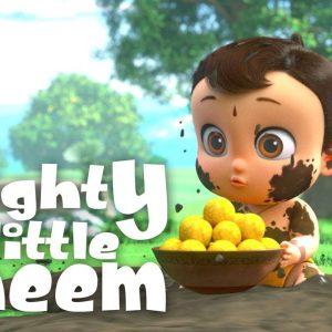 Mighty Little Bheem FULL EPISODES 9-12 💪 Season 1 Compilation 💪 Netflix Jr