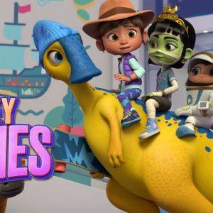 Ridley Jones Full Episode 1 | Netflix Jr