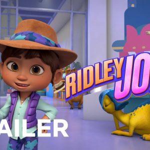 Ridley Jones Trailer | Netflix Jr