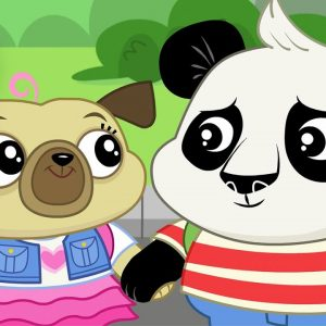 Chip & Nico's BEST BFF Moments 🐶🐼 Chip and Potato | Netflix Jr