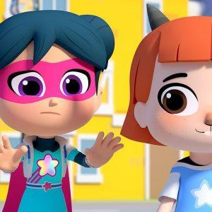 Tricksy's Switcheroo Trick 👧🐐 StarBeam | Netflix Jr