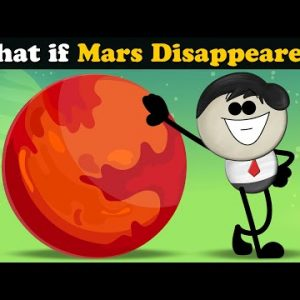 What if Mars Disappeared? + more videos | #aumsum #kids #children #education #whatif