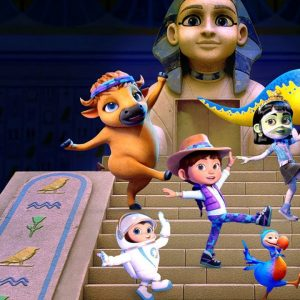 Ridley Jones Music Videos & Songs for Kids Compilation 🎶 Netflix Jr