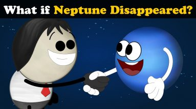 What if Neptune Disappeared? + more videos | #aumsum #kids #children #education #whatif