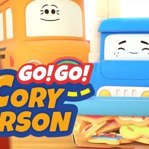 Ping, the New Kid 🍪 Go! Go! Cory Carson Season 5 Sneak Peek | Netflix Jr