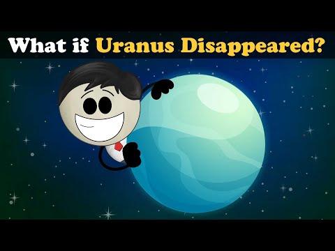 What if Uranus Disappeared? + more videos | #aumsum #kids #children #education #whatif