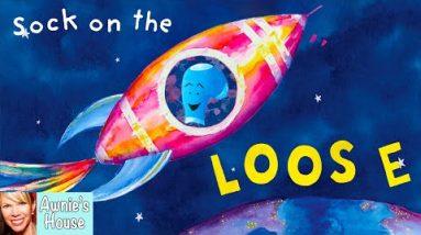 🧦 Kids Book Read Aloud: SOCK ON THE LOOSE by Conor McGlauflin