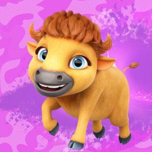 Fred: Brave Bisonic Bison with Good Hair | Ridley Jones | Netflix Jr