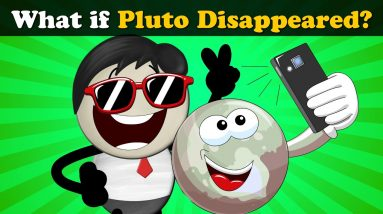 What if Pluto Disappeared? + more videos | #aumsum #kids #children #education #whatif