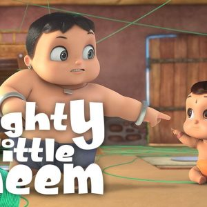 Mighty Little Bheem FULL EPISODES 17-21 💪 Season 1 Compilation 💪 Netflix Jr.
