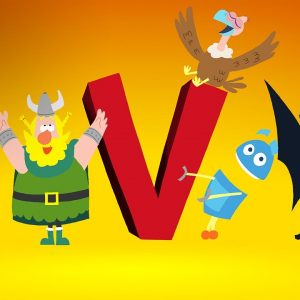 Letter V | StoryBots ABC Alphabet for Kids | Netflix Jr