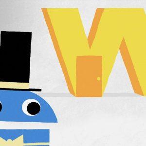 Letter W | StoryBots ABC Alphabet for Kids | Netflix Jr