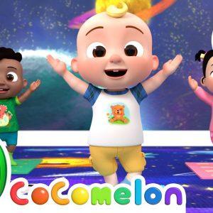 Namaste JJ + More Nursery Rhymes & Kids Songs - CoComelon