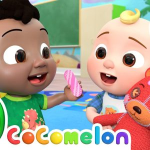 Boo Boo Song (Classroom Edition) + More Nursery Rhymes & Kids Songs - CoComelon