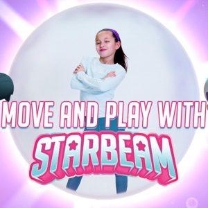 Let's Play Superheroes! ⭐️ StarBeam Superhero Game for Kids | Netflix Jr