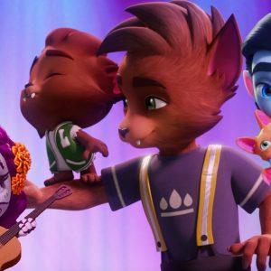 'Good Good Day' Super Monsters Appreciation Song for Kids 🌞 Netflix Jr Jams