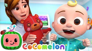 Yes Yes Brush Your Teeth | CoComelon Nursery Rhymes & Kids Songs