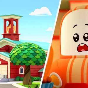 Back to School Episode Mashup ✏️ Go! Go! Cory Carson | Netflix Jr