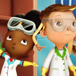 Ada Twist, Scientist Theme Song 🎵 Netflix Jr.