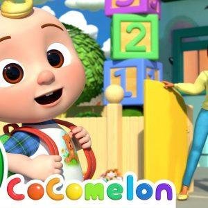 Back To School Song | CoComelon Nursery Rhymes & Kids Songs