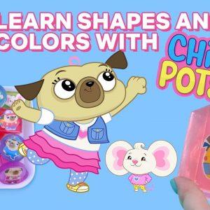 DIY Chip & Potato Soap Shapes for Kids! | Netflix Jr