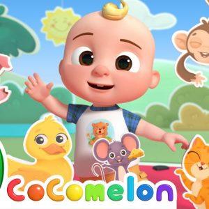 Do The Animal Dance | CoComelon Nursery Rhymes & Kids Songs