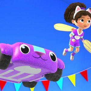 Meow-Mazing Games: Teamwork Challenge Tiebreaker ✨ Gabby's Dollhouse | Netflix Jr