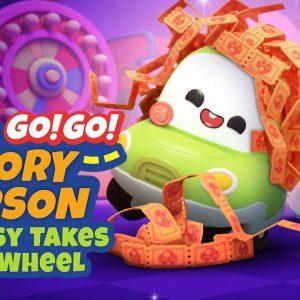 Go! Go! Cory Carson: Chrissy Takes the Wheel Trailer 💚 Netflix Jr