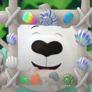Pete the Polar Bear's Beach Souvenir 🐻❄️ Gabby's Dollhouse | Netflix Jr