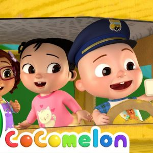 Learning Directions Song| CoComelon Nursery Rhymes & Kids Songs