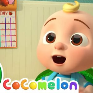 CoComelon Back To School Songs + More Nursery Rhymes & Kids Songs - CoComelon
