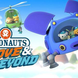 Octonauts: Above & Beyond NEW Series Trailer | Netflix Jr