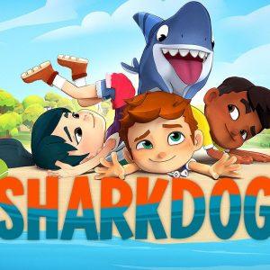 Sharkdog NEW Series Trailer | Netflix Jr