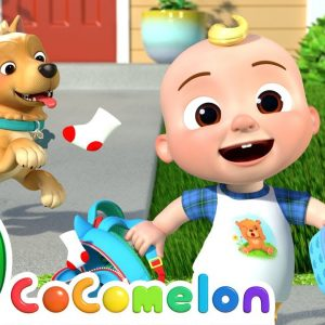 Time To Go Song | CoComelon Nursery Rhymes & Kids Songs