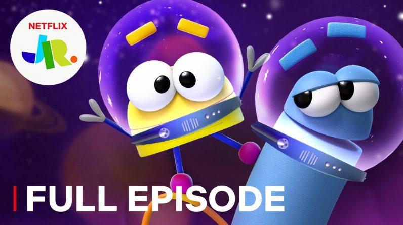 A StoryBots Space Adventure FULL EPISODE | Netflix Jr
