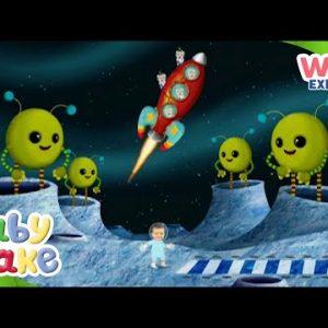 @Baby Jake - Baby Jake Explores Space | Yacki Yacki Yoggi | @Wizz Explore