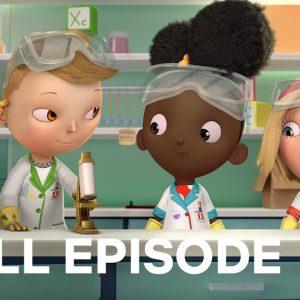 Ada Twist, Scientist [Full Episode] 106 The Great Stink / Rosie's Rockin' Pet | Netflix Jr