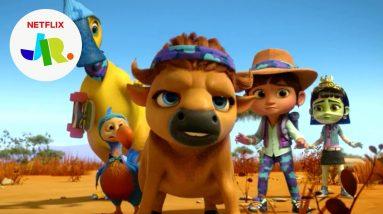 Meet Ridley and Friends 😄 Ridley Jones | Netflix Jr