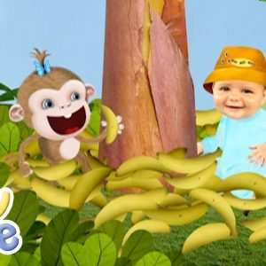 @Baby Jake - Jungle Explorer 🌴 🐒 | Yacki Yacki Yoggi | @Wizz Explore