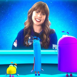 StoryBots Answer Space Questions with Astronauts 🚀 A StoryBots Space Adventure | Netflix Jr