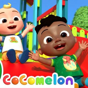Play Outside Song | CoComelon Nursery Rhymes & Kids Songs