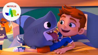 Sharkdog's Craziest Moments 🤪 Sharkdog | Netflix Jr