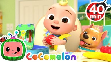 Time To Go + More Nursery Rhymes & Kids Songs - CoComelon