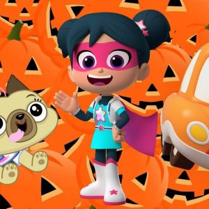 🔴 LIVE! Happy Halloween! 🎃 Spooky Fun with Super Monsters, StarBeam & More! 👻 Netflix Jr