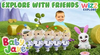 @Baby Jake - Exploring with Friends | Episodes | Friendship | @Wizz Explore