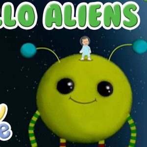 @Baby Jake - Hello Aliens! 👽 | Space Adventure | Episode | @Wizz Explore