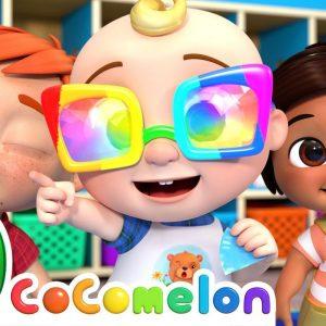 Color Kaleidoscope Song| CoComelon Nursery Rhymes & Kids Songs
