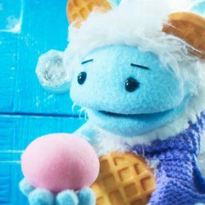 What's Freezie Day? 🤔🥶 | Waffles + Mochi Holiday Feast | Netflix Jr