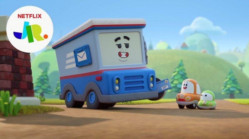 Cory's Honorary Mailman Delivery Delay ✉️ Go! Go! Cory Carson | Netflix Jr